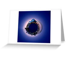 Bubblesphere Sydney  Greeting Card
