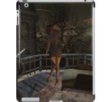 Lonely Lady iPad Case/Skin