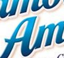 Famous Amos Cookies Sticker