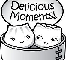Delicious Moments by Jonathan Pong
