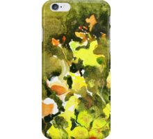 Flower Dance iPhone Case/Skin