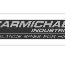 Carmichael Industries Logo Sticker