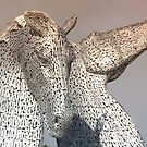 The Kelpie's by Charles  Staig