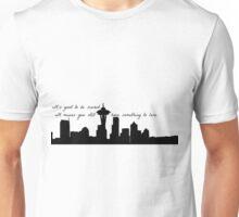 Richard Webber Greys Anatomy Quote Unisex T-Shirt