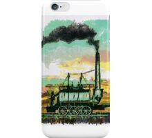 Steam Elephant iPhone Case iPhone Case/Skin