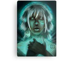 Underwater Mystic Metal Print