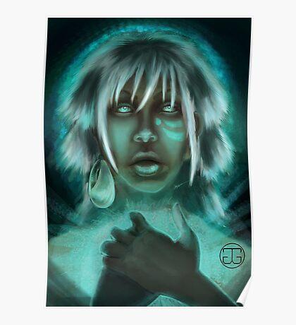 Underwater Mystic Poster