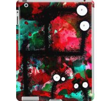 The creatures from the drain 38 iPad Case/Skin