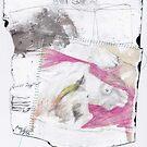 Nu rapiécé (double face) -  2011 by Pascale Baud