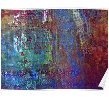 Abstraction 777 Poster