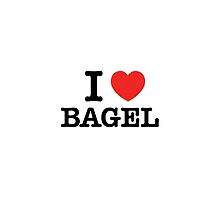 I Love BAGEL by meunice