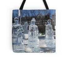 Ice sculptures-1 Tote Bag