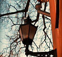 Old Town, Lights Off. by tutulele