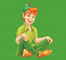 Peter - Peter Pan by SBRGdesign