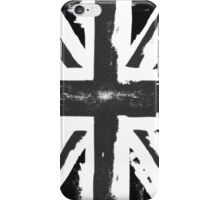 Grey Britain iPhone Case/Skin