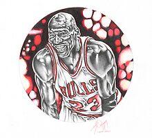 MJ  by Marty  Parker