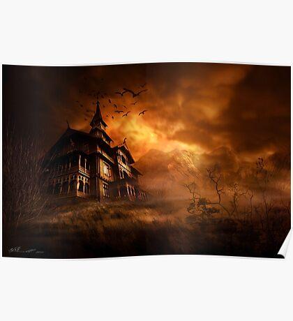 Forbidden mansion Poster