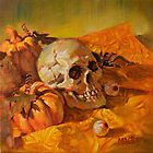 Halloween Still LIfe by Michael Brennan