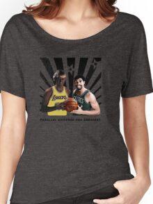 Parallel Universe NBA greatest Street Art Women's Relaxed Fit T-Shirt