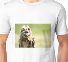 Staring contest Unisex T-Shirt