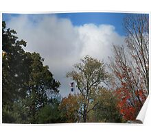 Fall 2011  18 , Old Glory  Poster