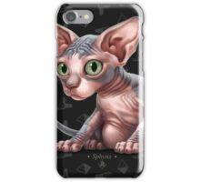 Cataclysm - Sphynx Kitten - Sphinx and Pyramids iPhone Case/Skin