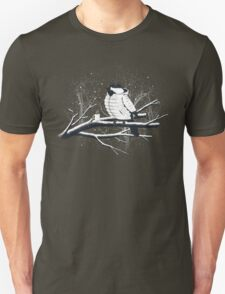North For The Winter. Unisex T-Shirt