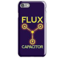 Flux Capacitor iPhone Case/Skin