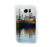 Irish Fishing Boats Samsung Galaxy Case/Skin
