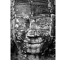 Angkor Wat Smile Photographic Print