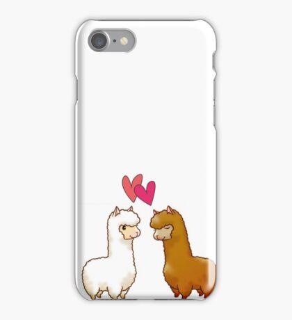 Harvest Moon Llama iPhone Case/Skin