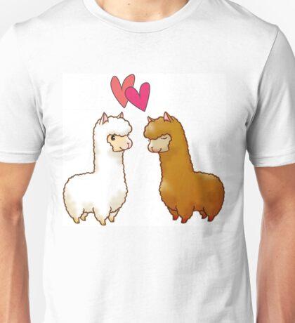 Harvest Moon Llama Unisex T-Shirt