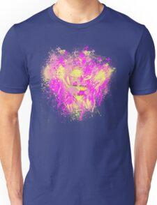 Superhero graffiti logo Street Art Unisex T-Shirt