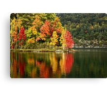 A Breath Of Autumn Canvas Print