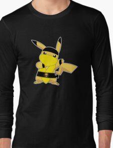 Pikality (or Scorpiochu) Long Sleeve T-Shirt