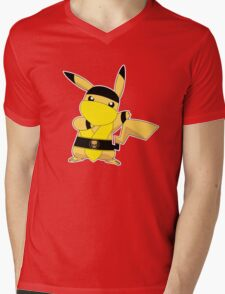 Pikality (or Scorpiochu) Mens V-Neck T-Shirt
