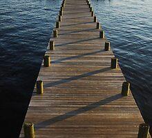 Pier Stripes by RVogler