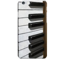 Piano Keys - oil painting iphone case iPhone Case/Skin