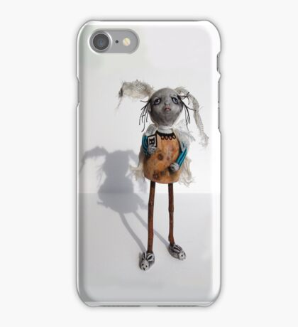 Betty Weird  iphone funny cool iPhone Case/Skin