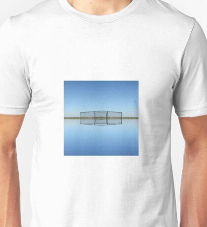 aerodynamic cage Unisex T-Shirt