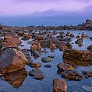 Shore Rockscape by Onny Carr
