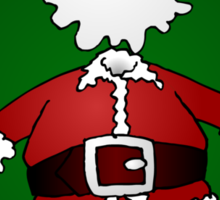 Santa Claus: Ho Ho Ho Sticker