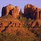 Cathederal Rock by aussiedi