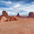 Monument Valley I by HDTaylor