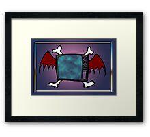 Bat of Sundry Belfries Framed Print