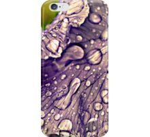 Flowers are happy things - iphone case iPhone Case/Skin