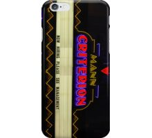 Neon Marquee iPhone Case/Skin