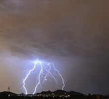 Monsoon Lightning 2011 V by HDTaylor