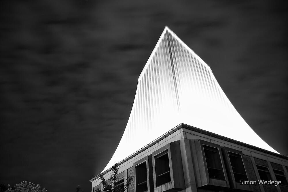 Utzon Center by Simon Wedege
