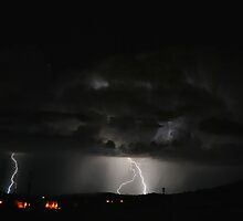 Monsoon Lightning 2011 XII by HDTaylor